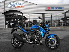 Occasion GSXS 750 FULL 84KW
